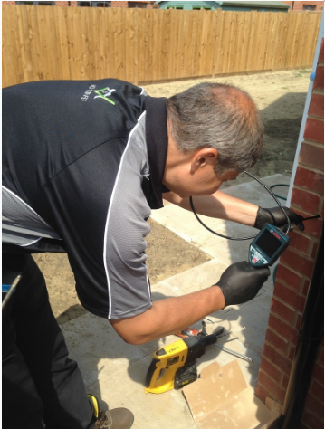 Our snagging inspectors are highly trained and experienced to raise snagging issues